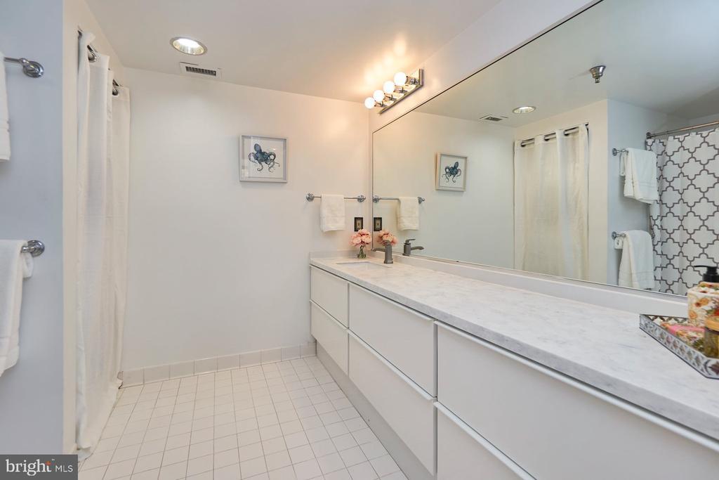 Primary Bathroom - 2400 CLARENDON BLVD #214, ARLINGTON