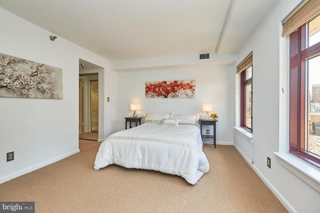 Primary Bedroom - 2400 CLARENDON BLVD #214, ARLINGTON