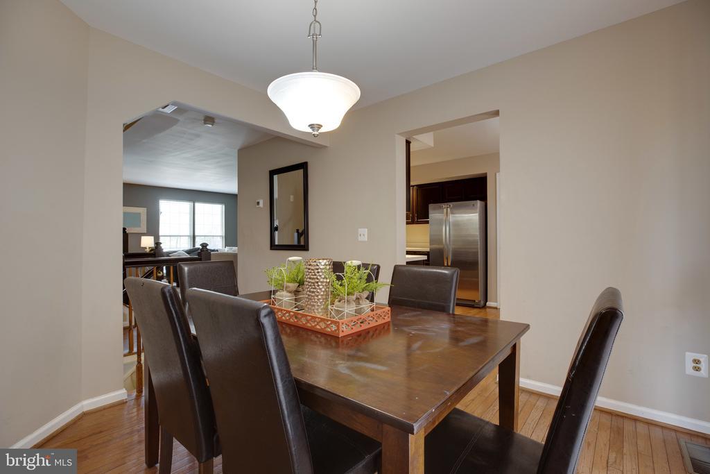 Dining Room - 6514 SHARPS DR, CENTREVILLE