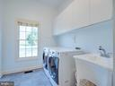 First Floor Laundry - 20443 STONE SKIP WAY, STERLING