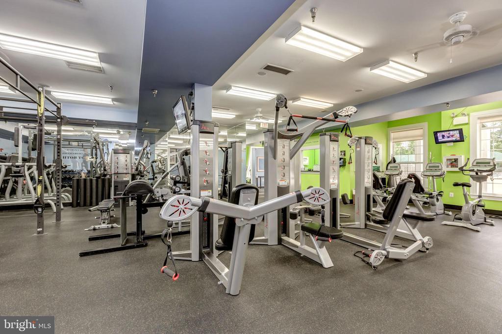Fitness Center - 19979 BELMONT STATION DR, ASHBURN