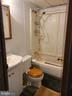 Hall bathroom - 2843 WARRENTON RD, FREDERICKSBURG