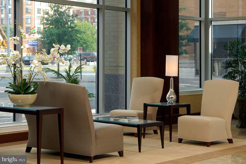 Lobby - 1020 N HIGHLAND ST #223, ARLINGTON