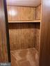 Primary Bedroom Closet - 2843 WARRENTON RD, FREDERICKSBURG