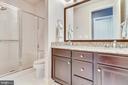 Main Level Bath - 10515 VALE RD, OAKTON