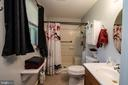 Primary bath - 463 HARTWOOD RD, FREDERICKSBURG