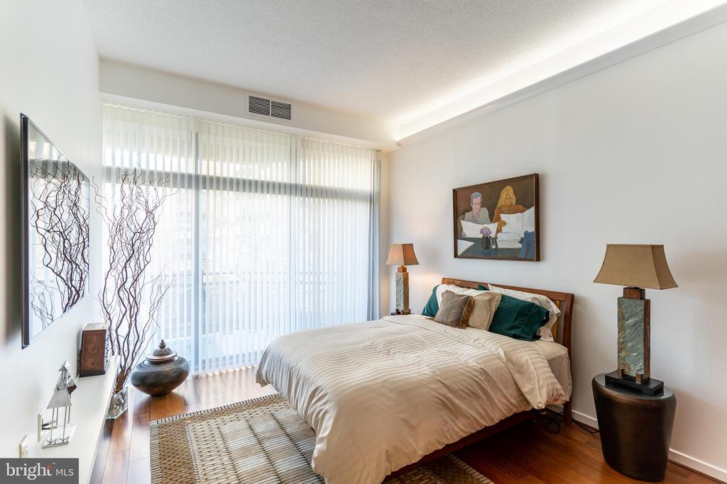 Primary bedroom - 1530 KEY BLVD #128, ARLINGTON