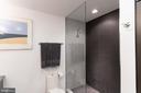 Walk in shower - 1530 KEY BLVD #128, ARLINGTON