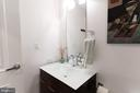 Guest bath - 1530 KEY BLVD #128, ARLINGTON
