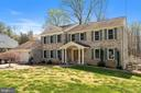 Custom Built Home-5 bdrm 4.5 bath  -Fox Mill Woods - 11935 RIDERS LN, RESTON