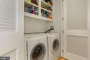 Bosch full size front loading washer and dryer - 1177 22ND ST NW #4G, WASHINGTON