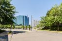 Looking out of Community - 1641 INTERNATIONAL DR #104, MCLEAN