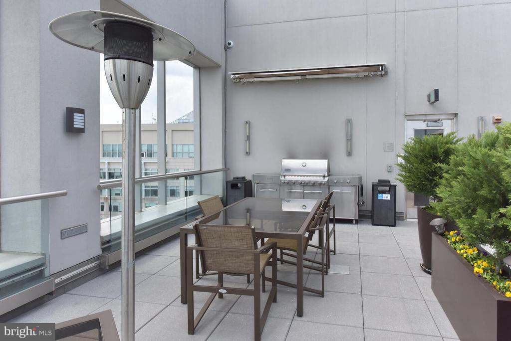 Special area for private gatherings - 1111 19TH ST N #2006, ARLINGTON