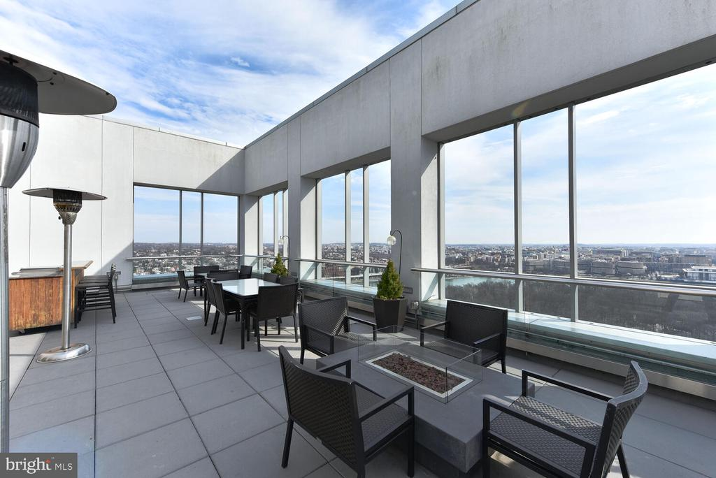 You are on top of the world at The Waterview - 1111 19TH ST N #2006, ARLINGTON