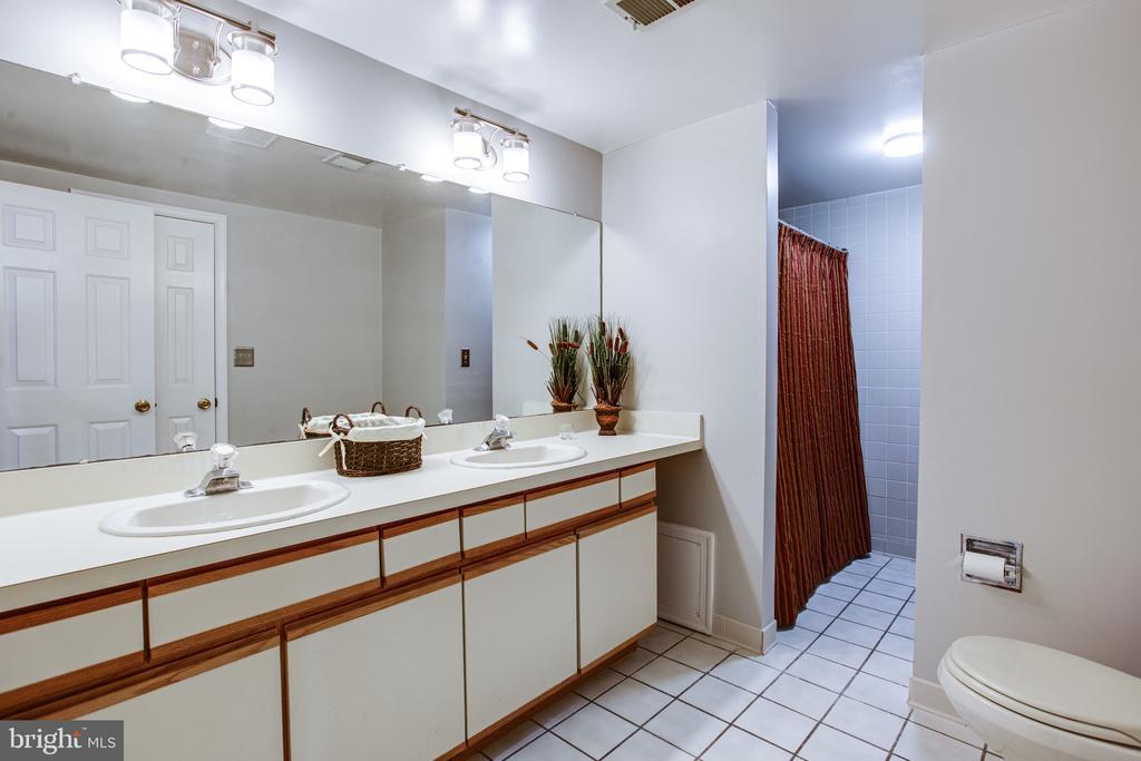 Lower level full bathroom - 847 WHANN AVE, MCLEAN