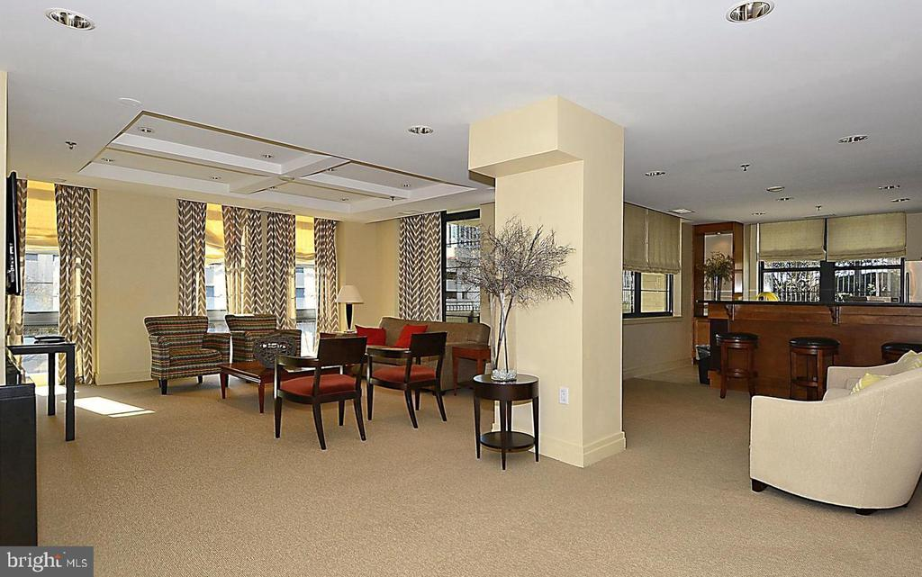 Party / Community room - 1830 FOUNTAIN DR #1206, RESTON