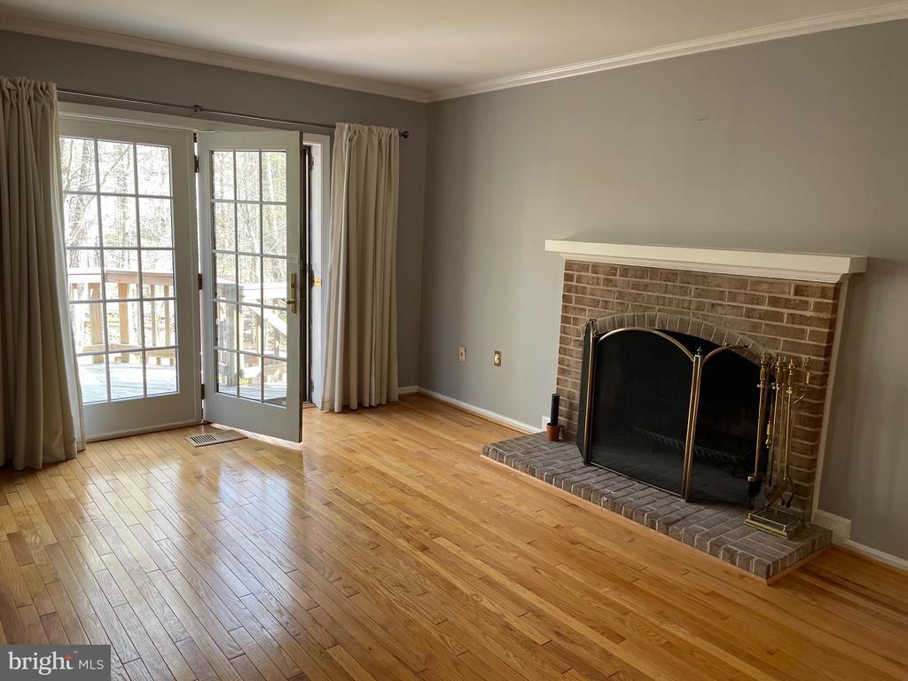 Living room - 5853 KARA PL, BURKE