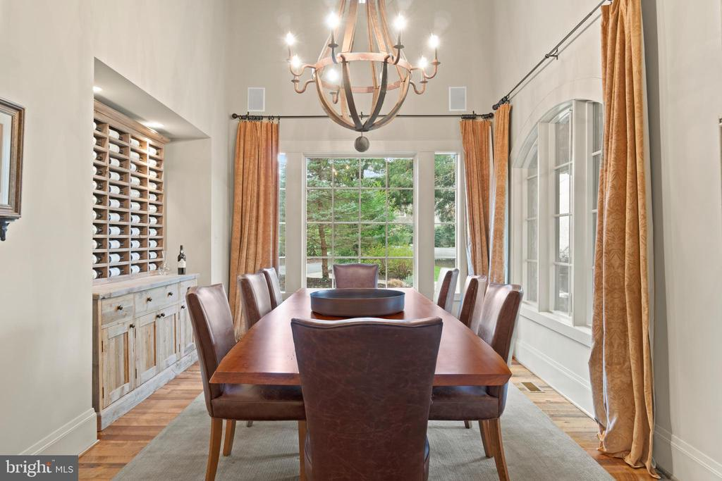 Formal Dining Room - 817 MACKALL, MCLEAN
