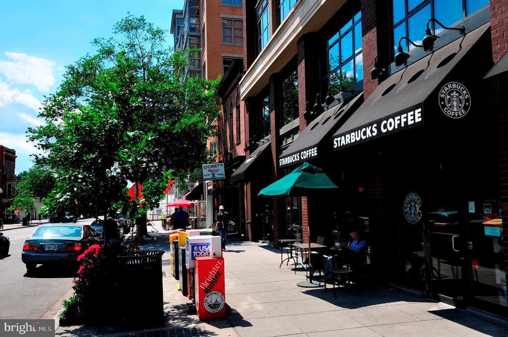 Neighborhood -  Starbucks - 1413 P ST NW #302, WASHINGTON
