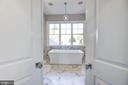 Primary Bathroom - 7205 ELIZABETH DR, MCLEAN
