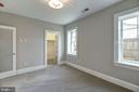Lower Level bedroom with ensuite bath - 7205 ELIZABETH DR, MCLEAN