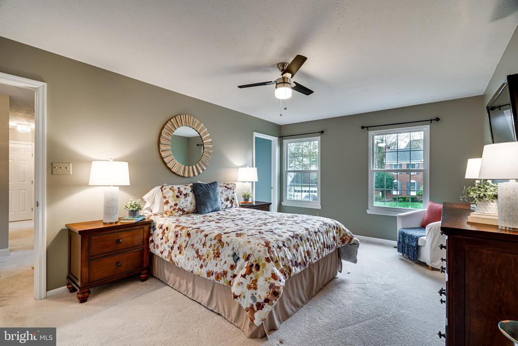 Primary suite will not disappoint - 14721 PICKETS POST RD, CENTREVILLE