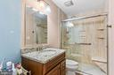 Full Bath upstairs - 42791 FLANNIGAN TER, CHANTILLY