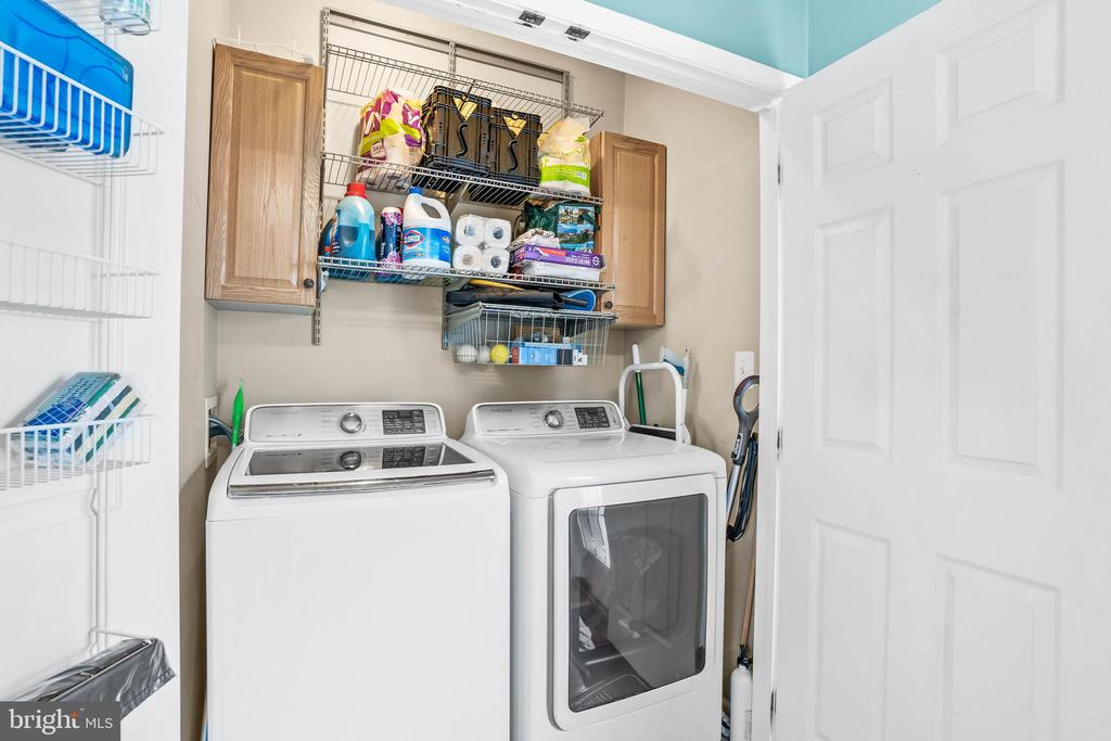 New Washer and Dryer - 42791 FLANNIGAN TER, CHANTILLY