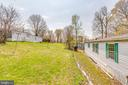 and quite level and lush with grass - 53 CAMP HILL LN, HARPERS FERRY