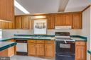Prep will be easy on all this countertop space - 53 CAMP HILL LN, HARPERS FERRY