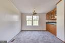 Features bright window and overhead lighting - 53 CAMP HILL LN, HARPERS FERRY