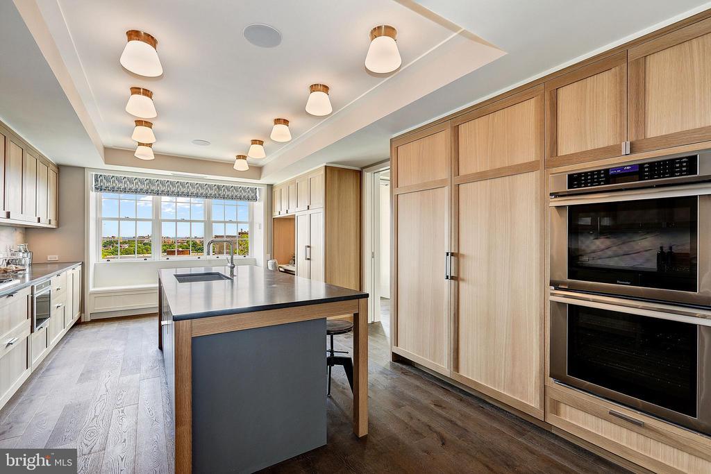 Kitchen - 2660 CONNECTICUT AVE NW #6D, WASHINGTON
