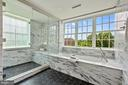 Primary Bathroom - 2660 CONNECTICUT AVE NW #6D, WASHINGTON