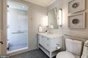 Bathroom en-suite - 2660 CONNECTICUT AVE NW #6D, WASHINGTON