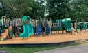 The tot lot at Confluence Park - 18359 EAGLE POINT SQ, LEESBURG