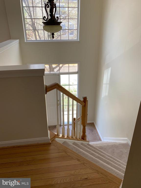 Two Story Foyer - 11436 ABNER AVE, FAIRFAX