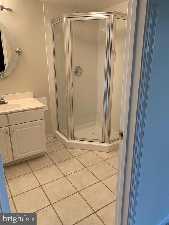 Lower Level Full Bath - 11436 ABNER AVE, FAIRFAX