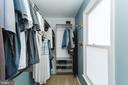 Walk in closet - 2 SNOW MEADOW LN, STAFFORD