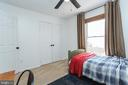 All bedrooms with ceiling fans - 2 SNOW MEADOW LN, STAFFORD