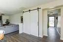 Pantry with barn style doors - 2 SNOW MEADOW LN, STAFFORD