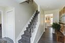 Let's head upstairs! - 2 SNOW MEADOW LN, STAFFORD