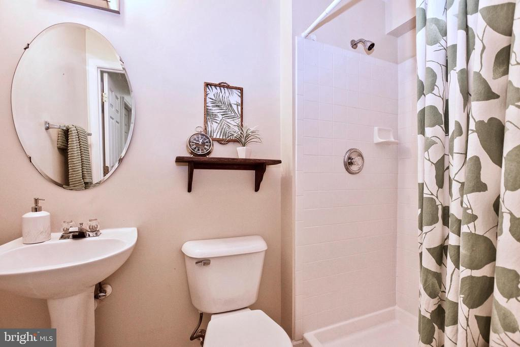 Full Bath in Basement - 20487 MORNINGSIDE TER, STERLING