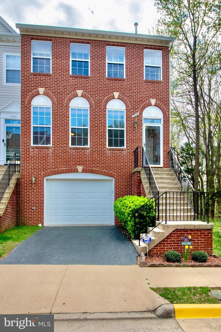 7816 DESIREE STREET, ALEXANDRIA, Virginia 22315, 3 Bedrooms Bedrooms, ,2 BathroomsBathrooms,Residential,For Sale,DESIREE,VAFX1192188