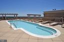 Enjoy summer at the roof top pool - 888 N QUINCY ST #802, ARLINGTON