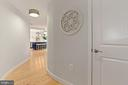 Dramatic entry to unit #802 - 888 N QUINCY ST #802, ARLINGTON