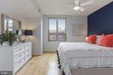 Primary Bedroom - 888 N QUINCY ST #802, ARLINGTON