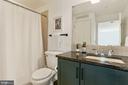Secondary bathroom - 888 N QUINCY ST #802, ARLINGTON
