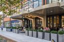 Great cafes and restaurants right outside - 888 N QUINCY ST #802, ARLINGTON