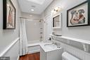Bathroom - 3013 P ST NW, WASHINGTON
