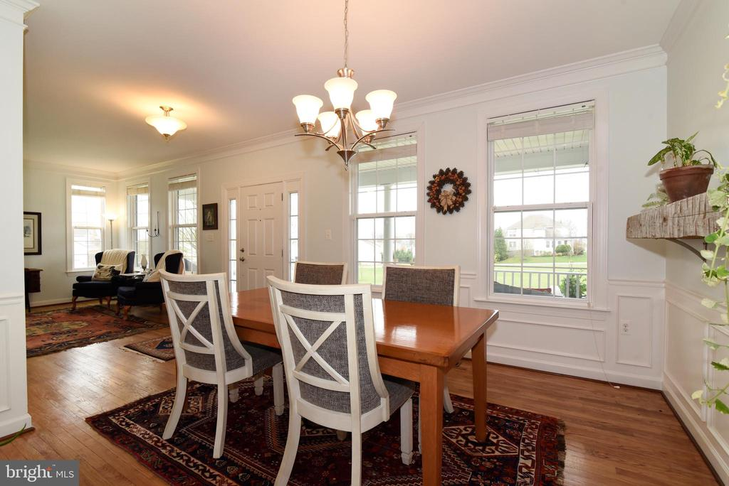 Dining Room - 36494 WINDING OAK PL, PURCELLVILLE
